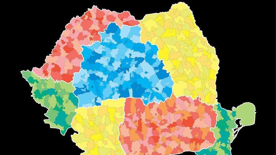 "De ce se revoltă ""provincia"" sau despre noi forme de administrare a României"