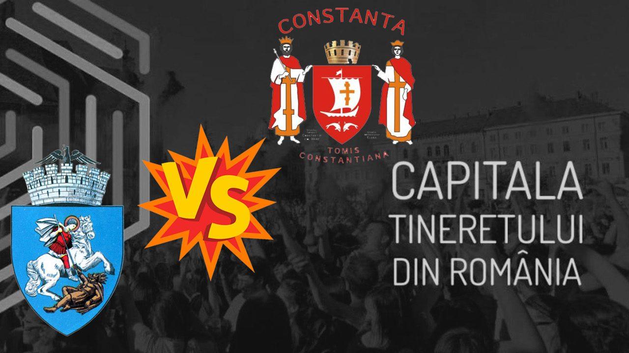 Constanța sau Craiova – cine merită să fie noua Capitală a Tineretului din România?