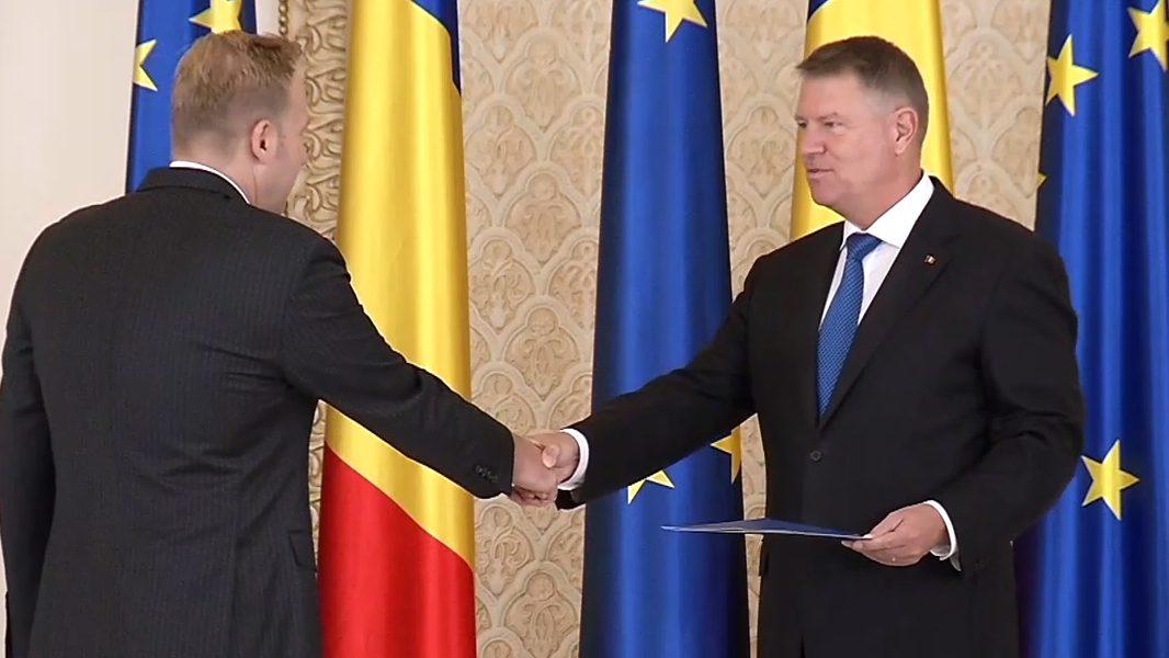 Legătura Iohannis-Costache-Polisano via Paul-Jurgen Porr (comentariul săptămânii)