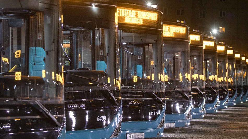 Despre transportul public din București (comentariul săptămânii)