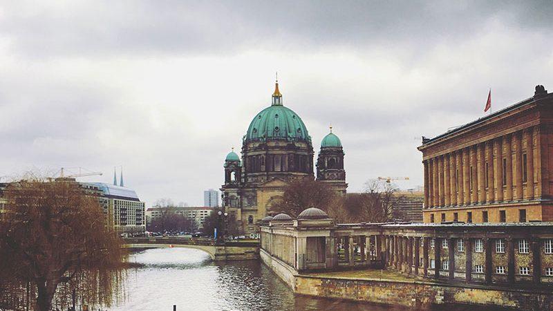 Berlinul pe timp de pandemie
