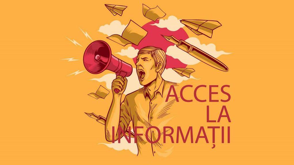 Accesul la informațiile publice nu trebuie să devină o victimă a pandemiei de COVID-19
