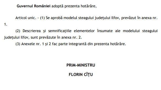 Exclusiv: Pe site-ul Guvernului, Florin Cîțu este deja premier
