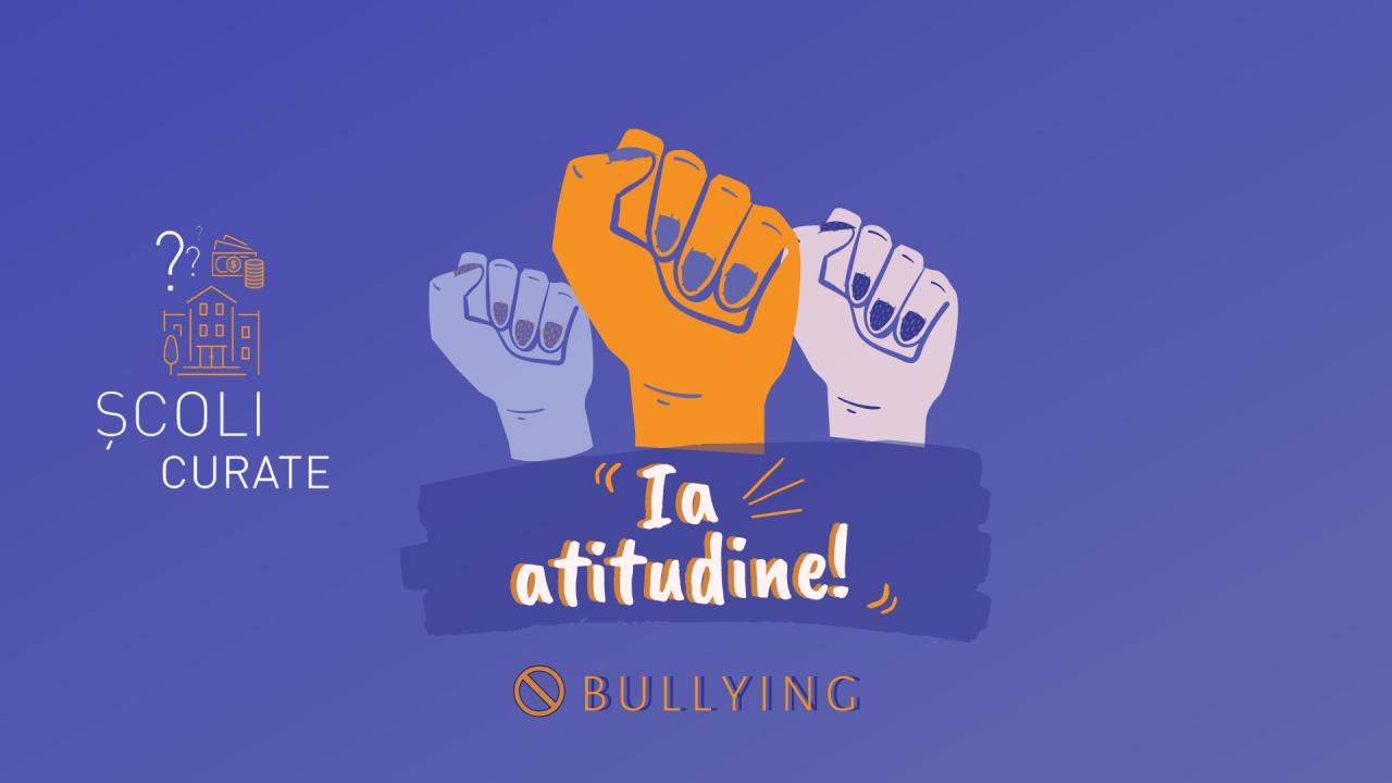 Cum putem să combatem bullying-ul profesor-elev