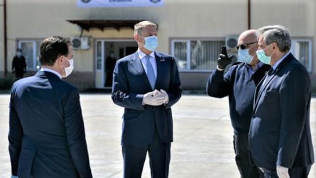 Tolo: Responsabilitatea Iohannis-Orban-SRI în cazul Unifarm: când declari starea de urgență de ce lași un personaj dovedit coruptibil la cârma achizițiilor?!