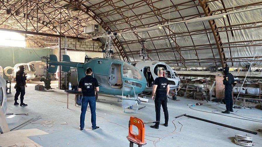 Elicoptere homemade – marca Basa Criuleni