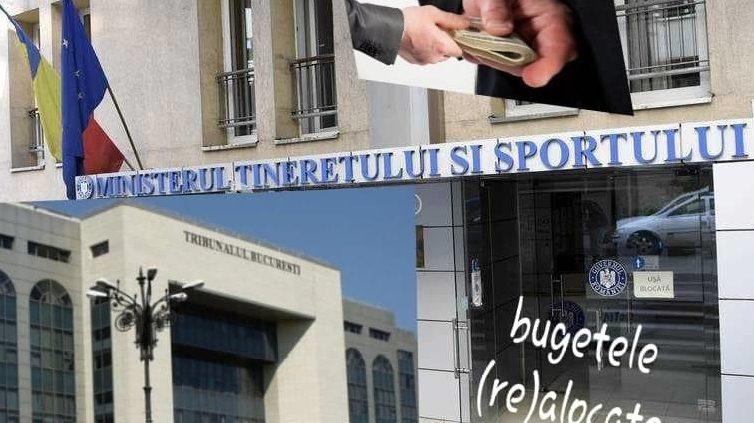 Ministerul Tineretului și Sportului, obligat în instanță de propriii angajați să arate cum împarte bugetul