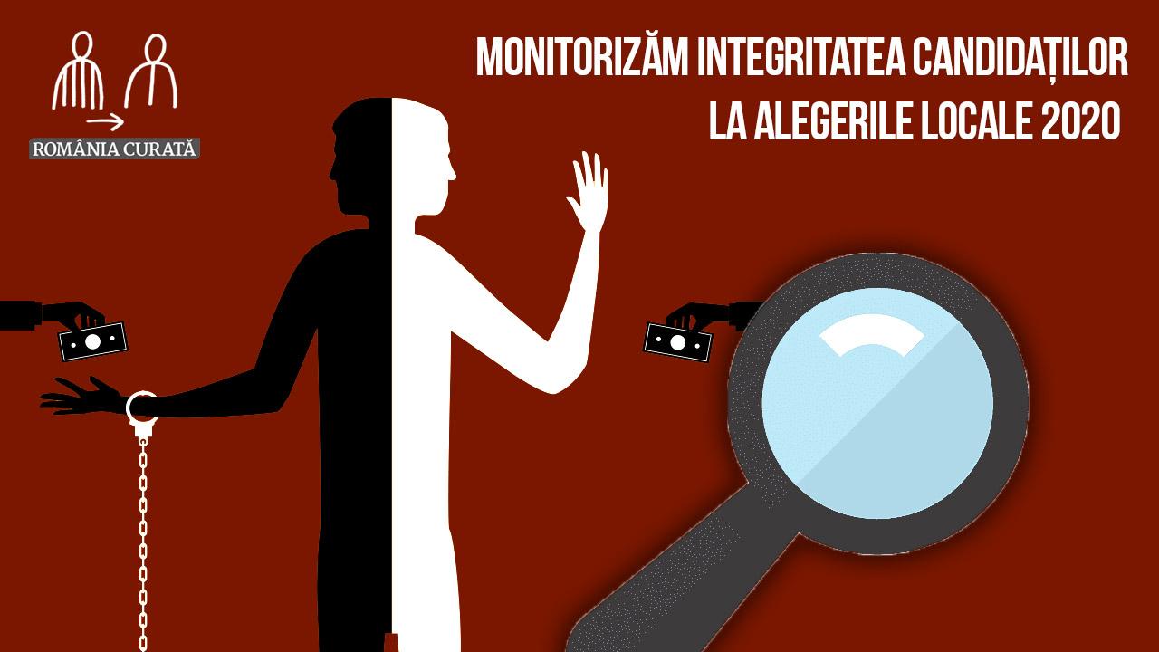 Alegeți după integritate! Lista monitorizării candidaților la alegerile locale 2020