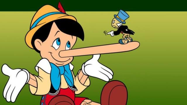 Educația lui Pinocchio: bilanțul minciunilor din 2020