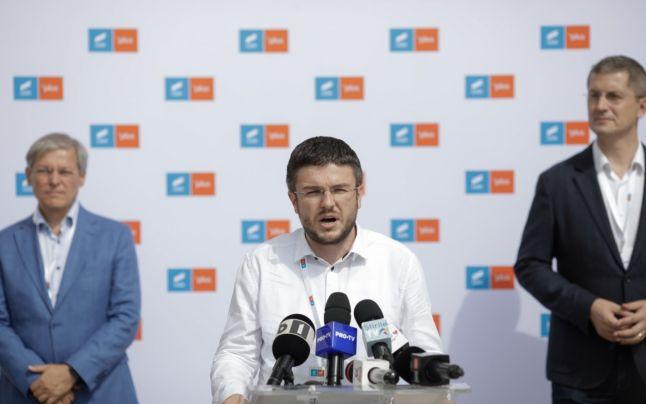 Irineu Darău (candidat la președinția USRPLUS): România Educată, o mare formă fără fond