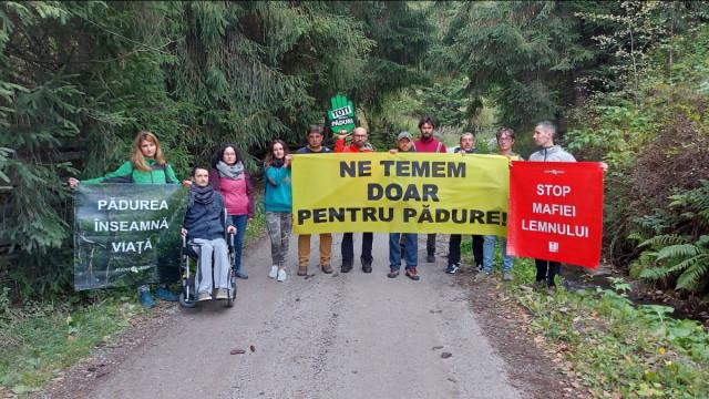 Solidaritate din partea organizațiilor de mediu cu jurnaliștii și activistul de mediu agresați la Suceava